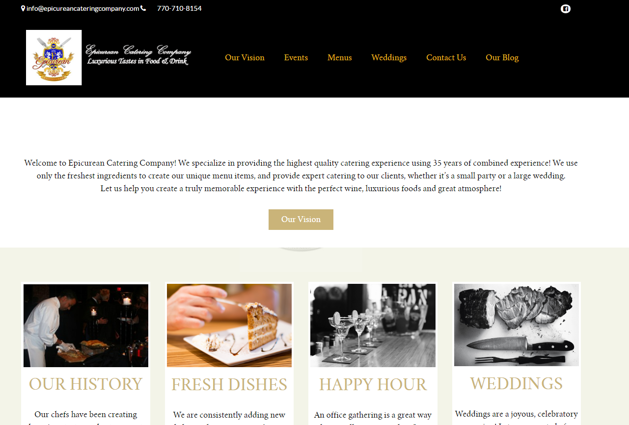 Epicurean Catering Company